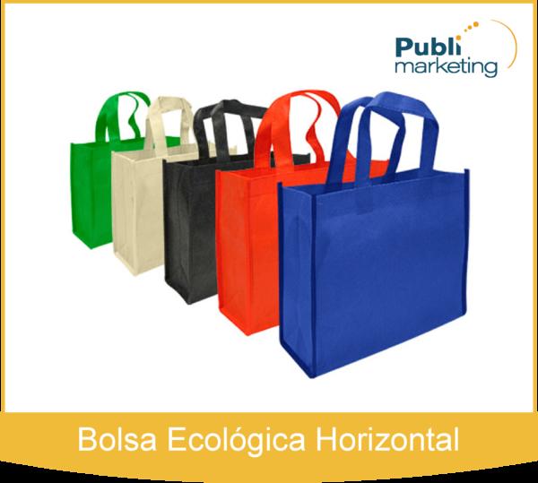 Bolsa Ecológica Horizontal