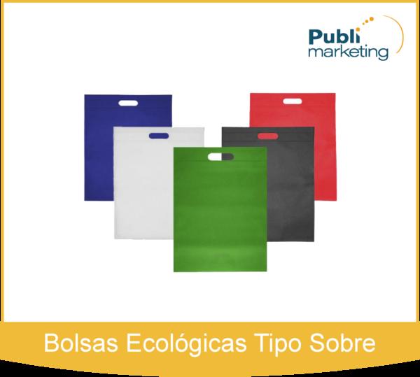 Bolsas Ecológicas Tipo Sobre