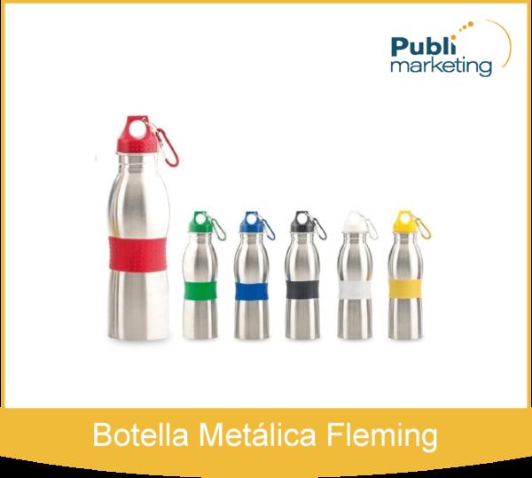Botella Metálica Fleming