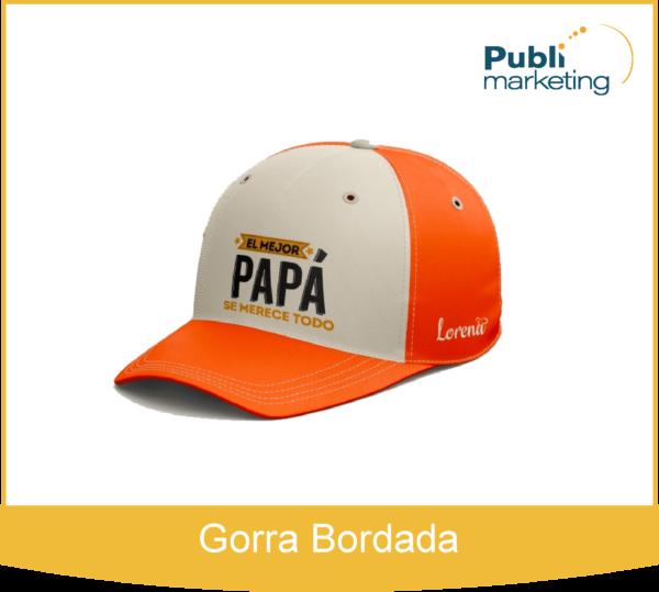 Gorra Bordada