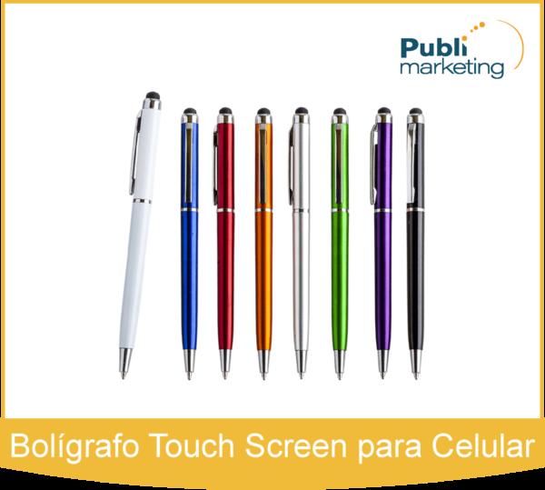 Bolígrafo Touch Screen para Celular