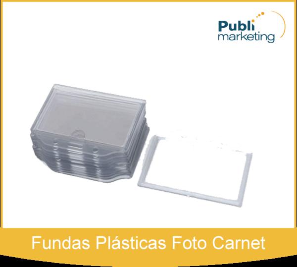 Fundas Plásticas Foto Carnet