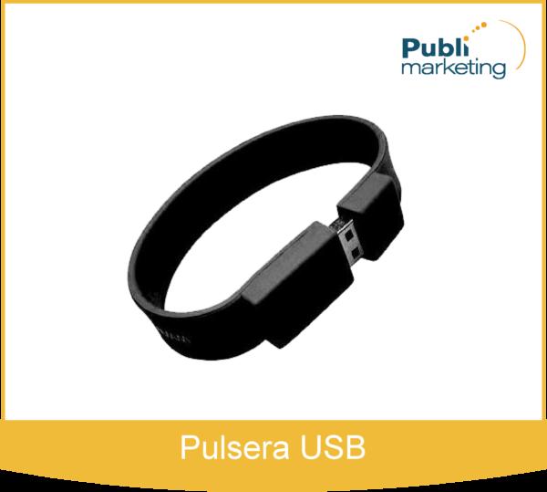 Pulseras USB