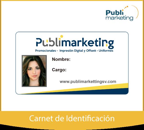 Carnet de Identificación