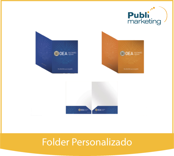 Folder Personalizado