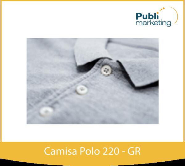 CAMISAS POLO 220-GRAMOS